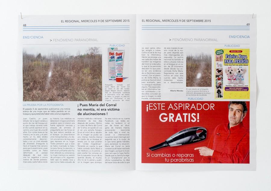 ARTICLE DE JOURNAL À L